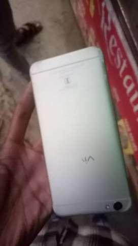 Vivo 6 mant old Vivekananda  nagar alwar price 2200