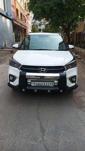 Hyundai Creta 1.6 CRDi AT SX Plus, 2019, Diesel
