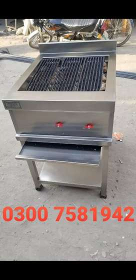 Charcoal grill new we deal pizza oven deep fryer and all restaurant