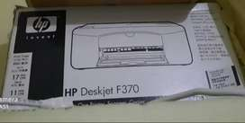 Hp Printer Deskjet F 370