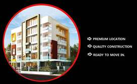 3 Bedroom Spacious Apartments - Near Walkway Panampilly Nagar
