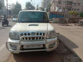 Mahindra Scorpio VLS 2.2 mHawk, 2015, Diesel