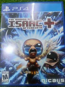 Kaset Game Ps4 The Binding Of Isaac Afterbirth