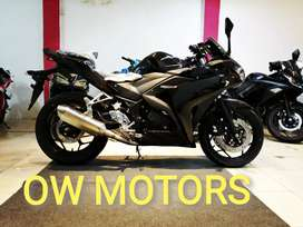 400cc importer Yamaha R3 replica double cylinder water cool heavy bike