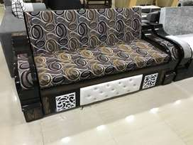 Sofa cum bed in stock 1 year warranty