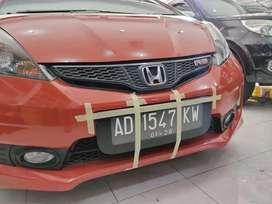 Box Plat Akrilik Custom Honda Jazz, All New Jazz