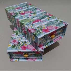Kotaak laci 3 space Flamingo