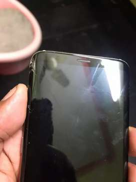 Samsung s8 small crack on glass no other problem. Neat set only set