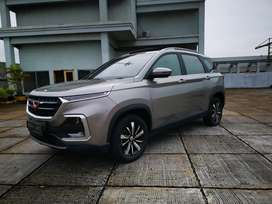 Wuling Almaz exclusive 7seater 2019 km 12rb