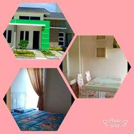 Rumah minimalis modern Gratis Honda Beat, Marelan Medan.