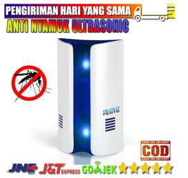 BOSSCONN ANTI NYAMUK ULTRASONIC MULTIFUNGSI MOSQUITO REPELLER