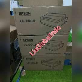 Printer Dotmatrik Epson LX300+ , LX310, LQ-310