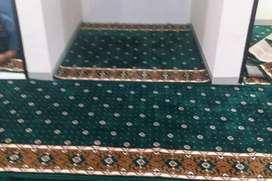 Harga karpet masjid empuk import pasang tangerang kota