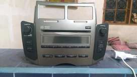 HEAD UNIT AUDIO CAR YARIS TYPE S LIMITED TAHUN 2010