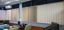 Goreng vertikal blind bahan import