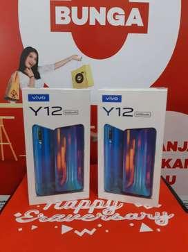 READY VIVO Y12 RAM 3/32GB NEW GARANSI RESMI VIVO Bisa Cash dan Kredit