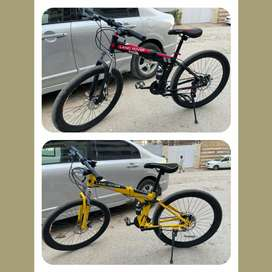 Land Rover Soldier Folding Bicycle