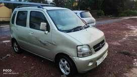 Maruti Suzuki Wagon R LXI Opt, 2006, Petrol
