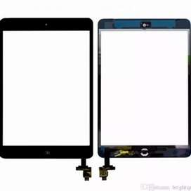 Kaca Touchscreen Ipad Mini/Ipad Mini 2 (Black,barang terbatas)