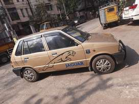 Maruti Suzuki 800 AC BS-III, 2000, Petrol