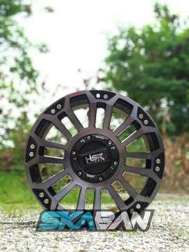 hsr wheel type myth05 ring 18x8 h10(114,3/100) di ska ban pekanbaru