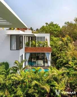 Luxury Villas in Siolim Goa with rentback