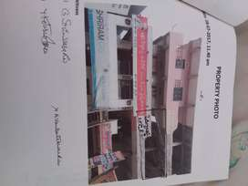 Flat for sale in commercial Area