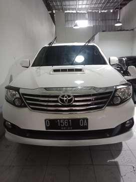 Toyota Fortuner 2012 Diesel