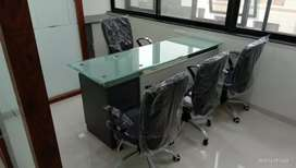 1000sq fully furnished Office space