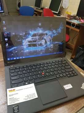 Sale Laptop murah Lenovo thinkpad X240 series ram 8gb hdd 500gb second
