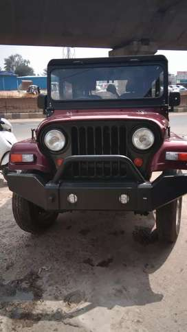 Mahindra M540 fully restored in thar condition