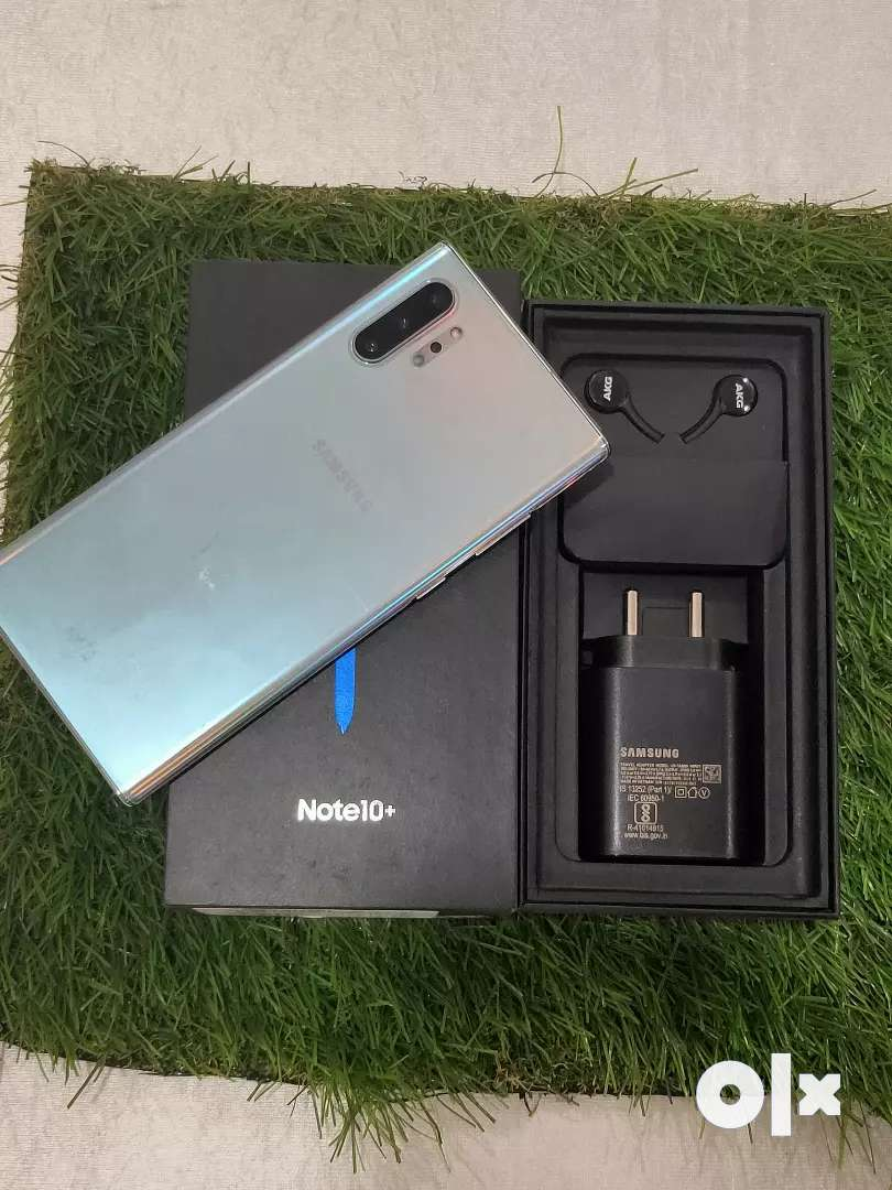Samsung Galaxy note 10+ 12gb 256gb 90 days 0