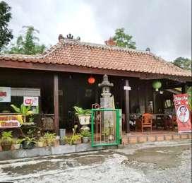 Resto Murah Dekat Museum Merapi Pinggir Jalan Besar, Daerah Wisatawan