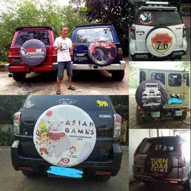 Cover/Sarung Ban Suzuki Vitara/Rush/Terios/Jeep/Rubicon a IstimewaTen