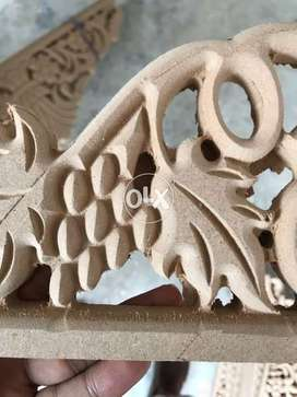 CNC WOOD router Machine For making High Speed Taj On MDF HIGH quality