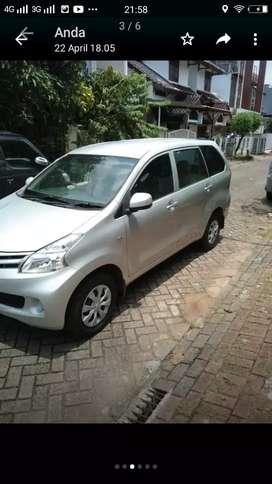 Toyota Avanza 1.3 E MT  2013 Full Ori