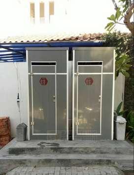 Toilet Portable WC Outdoor Mewah Tipe Premium