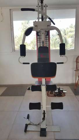 Home gym multifunction equipment