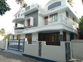 5.5 cent 2200 sfqt 4 bhk new build at edapally varapuzha koonammav