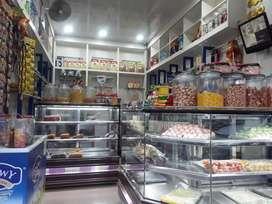 bakery selling