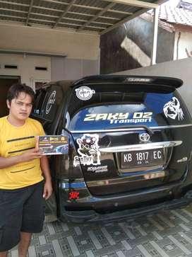 Tanpa Bongkar Ban!Pasang BALANCE DAMPER untuk atasi AMBLAS Mobil