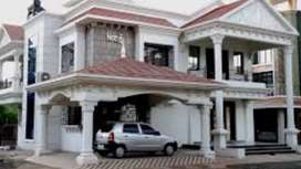 Gest house for rent brand new 600 yards
