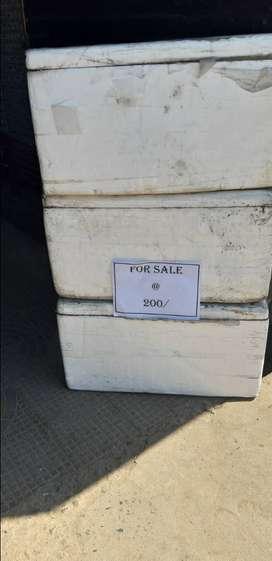 Ice crim box