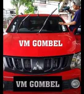 Minggu buka Vm36 Gombel Window Film black series 40 %Adem Lho Gan