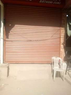 Shop for sale mehmoodbad no 1