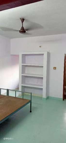 (bachiler 2 person) New Semi furnished 1rk room bath attached for rent