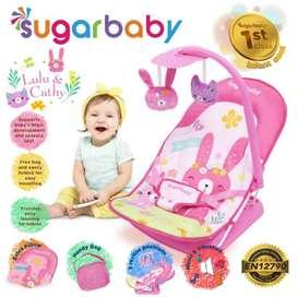 INFANT SEAT SUGAR BABY BOUNCER SUGAR BABY