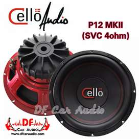 Subwoofer Cello 12 inc [ DF Car Audio]