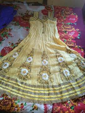 Long Suit Salwar with Dupatta
