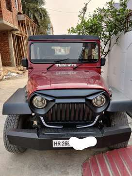 Mahindra Thar 2012 Diesel Well Maintained..fully modified